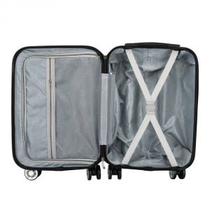 Set di valige Sunydeal aperta