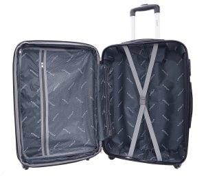 Set di valigie Alistair Airo aperta