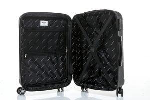 Set di valigie Beibye aperto