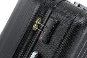 Set di valigie Beibye lucchetto