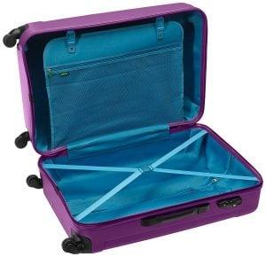 Set di valigie Benetton aperto