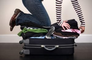 fare i bagagli