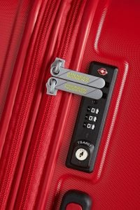 Trolley American Tourister Air Force lucchetto