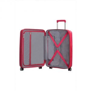Trolley American Tourister Soundbox aperto