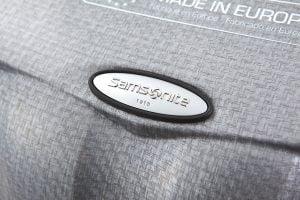 Trolley da cabina Cosmolite di Samsonite logo