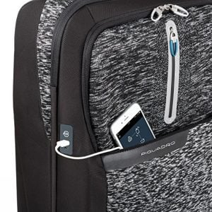 Trolley piccolo BagMotic Piquadro usb